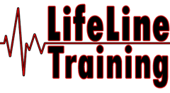 Lifeline Training Retina Logo